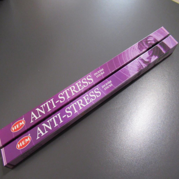 "Encens naturel ""anti-stress"" 16 sticks"
