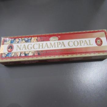 "Encens ""NAG CHAMPA COPAL"""