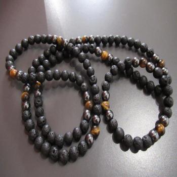Mala 108 pierres et bracelet assorti