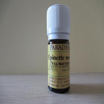 huile essentielle BIO épinette noire 5 ml