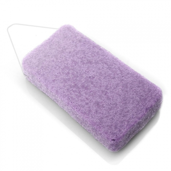 Eponge konjac DBS corps XL à la violette