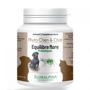 Equilibre Flore (probiotiques) 30g chien et chat