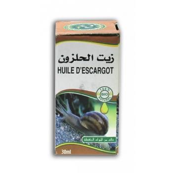 Huile végétale Escargot 30 ml