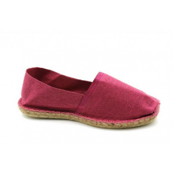 Espadrilles Unies Sangria - Made in France