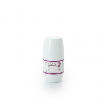 Déodorant Roll on Bio alun nénuphar voile de caresse 50 ML