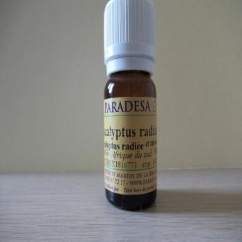 Huile essentielle BIO Eucalyptus Radié 10ml