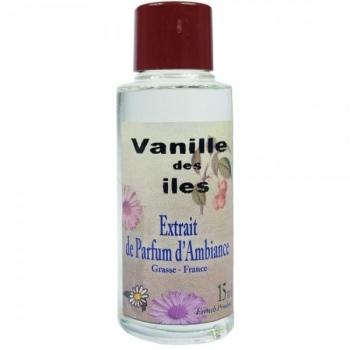 Extrait de parfum Vanille - 15ml