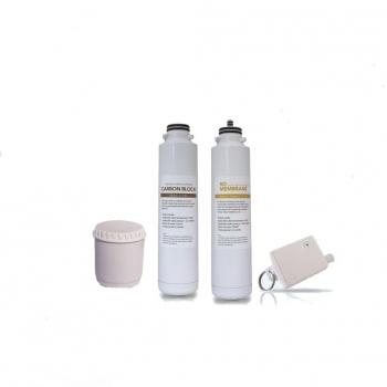 Pack recharges osmoseur domestique à la terre
