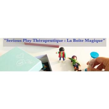 Formation courte en ligne Serious Play Thérapeutique