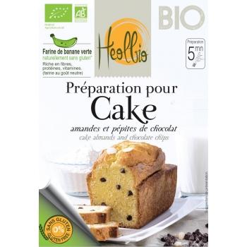 FACING CAKE AMANDES ET PEPITES CHOCOLAT
