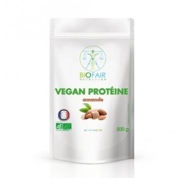 Vegan protéine - amande