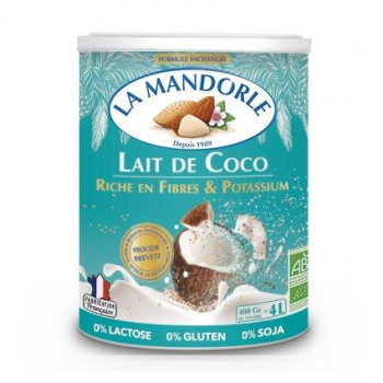 "Lait de Coco ""LA MANDORLE"""