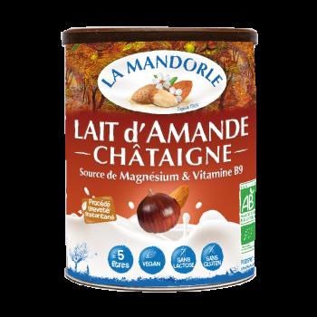 """Lait d'Amande Châtaignes """"LA MANDORLE"""""""