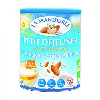 "Mati 'Amande Petit Déjeuner ""LA MANDORLE"""