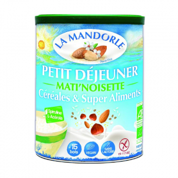 "Mati 'Noisette Petit Déjeuner "" LA MANDORLE"""