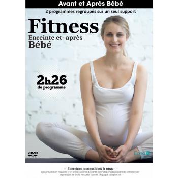 Fitness enceinte et après-bébé - dvd