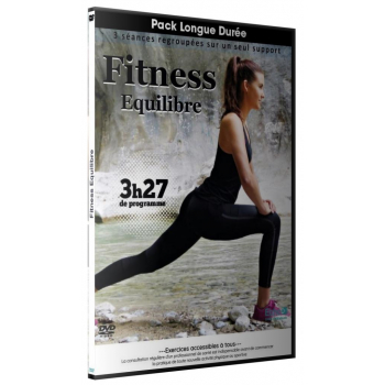 Fitness équilibre - dvd