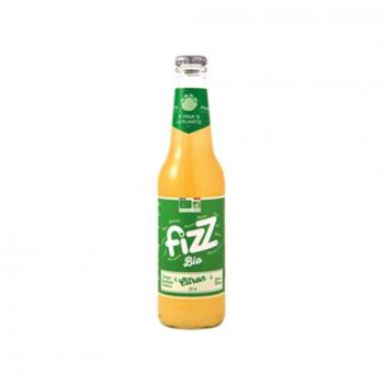 Fizz citron bio boisson pétillande 33cl MAISON MENEAU