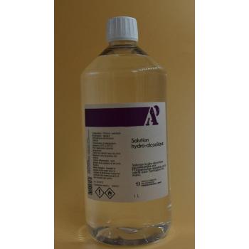 Solution hydro-alcoolique 1l