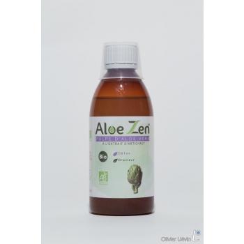 Pulpe d'Aloe Vera à l'extrait d'artichaut bio