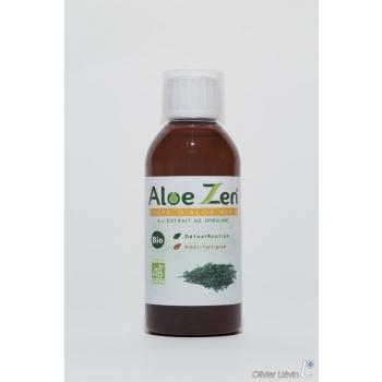 Pulpe d'Aloe Vera à l'extrait de spiruline