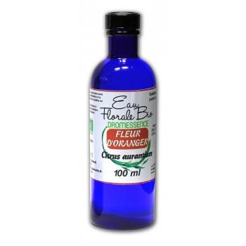 Hydrolat ( ou eau florale ) Fleur d oranger ou néroli 100 ml