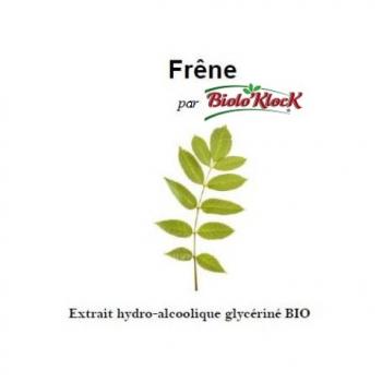 Extrait de Frêne - 50ml