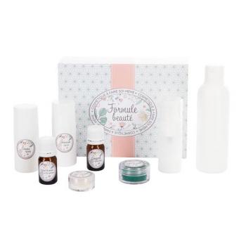 Box cosmétique maison - Fraicheur fleurie