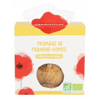 Biscuits au Fromage de Franche Comté