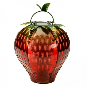 Lanterne decorative Funcky fraise