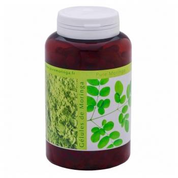 Gélules de Moringa oleifera (180 gélules)