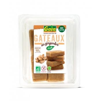 Gâteaux au gingembre 160g