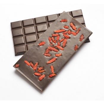 Chocolat au lait Bio Goji