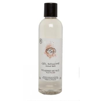 Gel douche - Poudre de Riz - 250 ml - Savonnerie de bormes