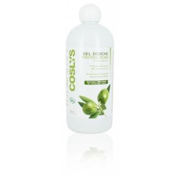 Gel douche protecteur à l'huile d'olive bio -500 ml-