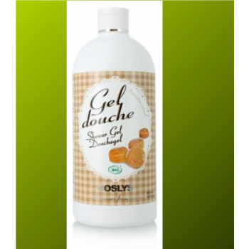 Gel douche Inspiration Caramel - 500 ml - bouchon clapet