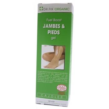 Gel jambes et pieds Bio - DR Fix - 150ml-