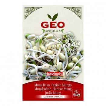 Haricot Mungo - Graines à germer bio - 90g - Geo