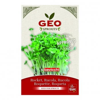 Roquette - Graines à germer bio - 30g - Geo