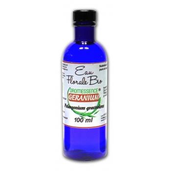 Hydrolat (ou eau florale) Geranium 100 ml