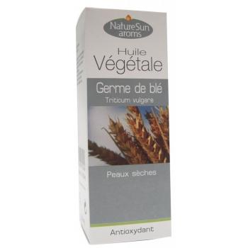 Germe de blé - Triticum vulgare -50 ml - Huile végétale