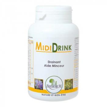 MIDIDRINK Préparation pour boisson détox Fréderic M 120gr