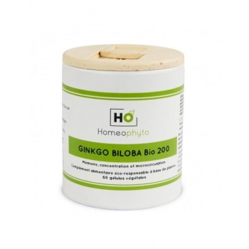 Ginkgo Bio 200