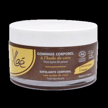 Ylaé Gommage corporel à l'huile de coco 200ml