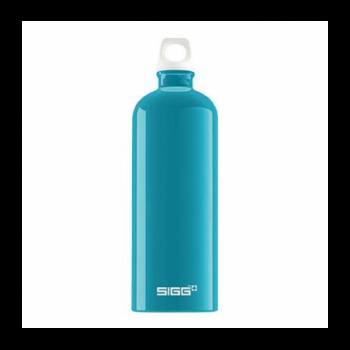 Gourde aluminium Sigg 1 L - Turquoise