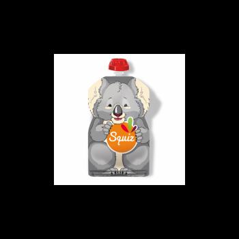 Gourde compote réutilisable 130 ml - Koala