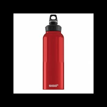 Gourde aluminium Sigg 1.5 L - Rouge