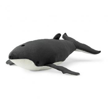 Grande peluche de baleine à bosse - WWF - 60 cm
