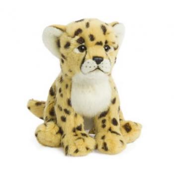 Peluche de guépard - WWF - 30 cm