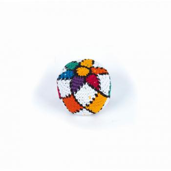 Balle de jonglage rombo